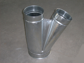 Picture of 2-way deviation diam.400mm