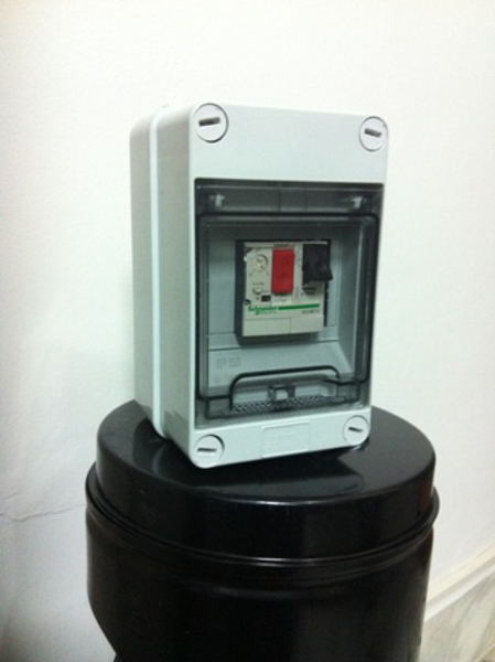 Picture of Electric box for SCC